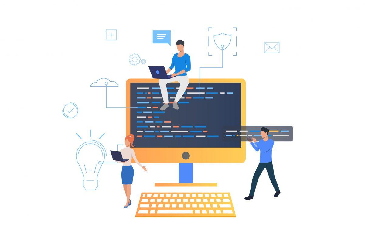 Outsourcing IT, opieka informatyczna. Helpdesk.